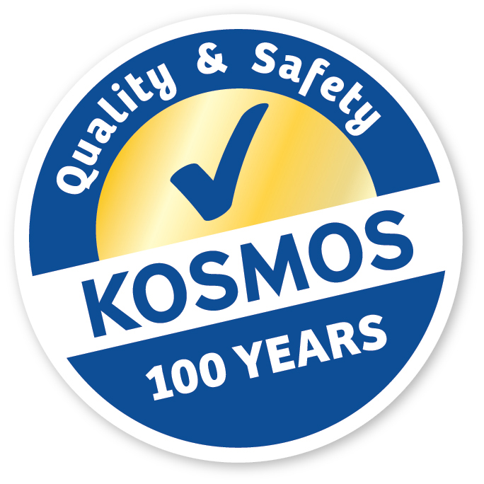 Kosmos Quality & Safety Seal