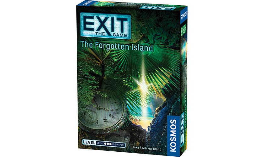 Exit: The Forgotten Island -  Thames and Kosmos