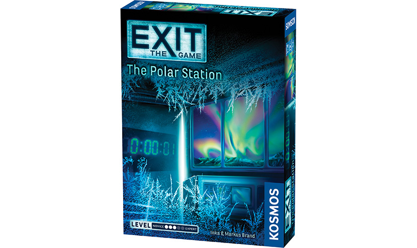 Exit: The Polar Station (T.O.S.) -  Thames and Kosmos