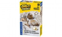 I Dig It! Fossils - Real Fossils Excavation Kit