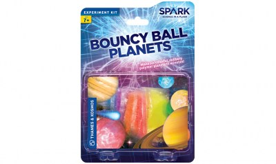 Bouncy Ball Planets