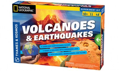 Volcanoes & Earthquakes