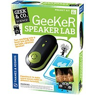 Geeker Speaker Lab Product Image Downloads