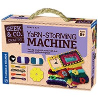 Yarn-Storming Machine Product Image Downloads