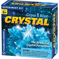 Grow a Blue Crystal Product Image Downloads