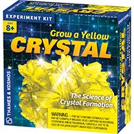 Grow a Yellow Crystal Product Image Downloads