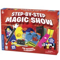Step by Step Magic Show Product Image downloads