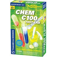 CHEM C100 Test Lab Product Image Downloads