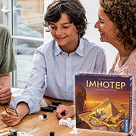 Imhotep Editorial Image Downloads