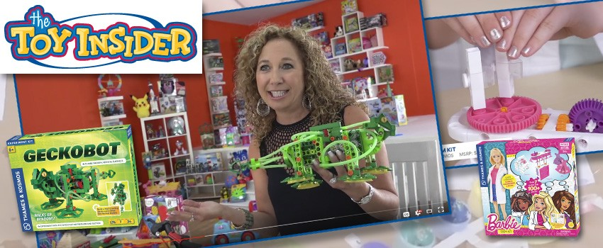 The Toy Insider includes T&K kits in their 2016 Holiday Gift Guide