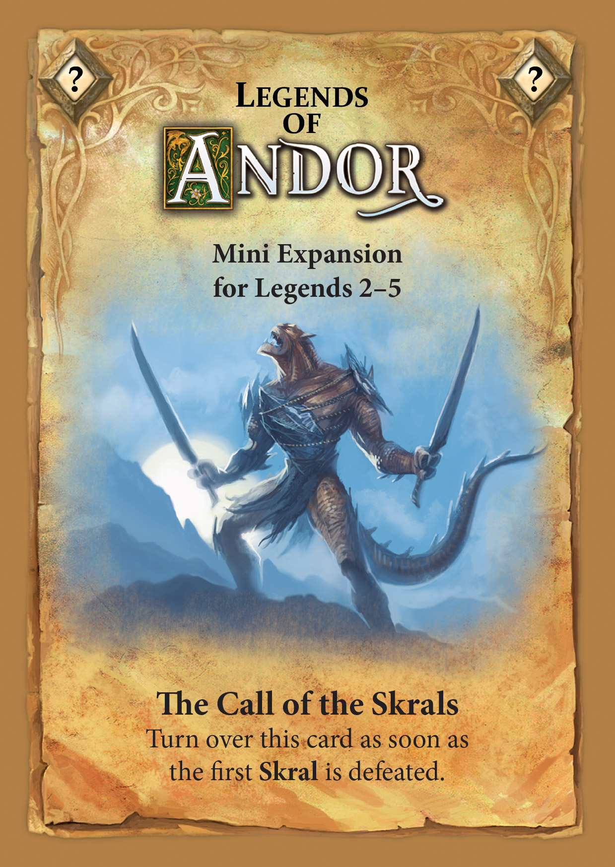 Andor Call of the Skrals Front