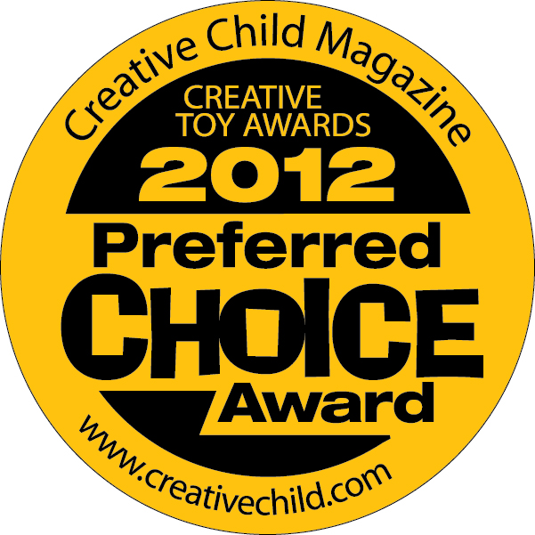 award creativechild 2012 preferred choice
