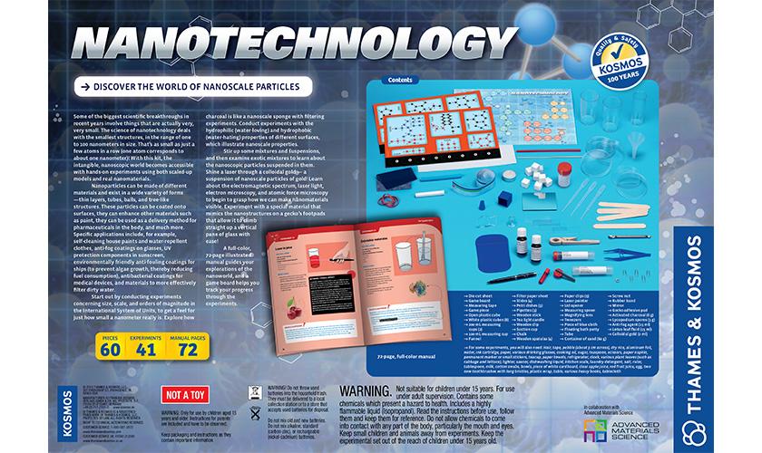 Science Kits: Nanotechnology