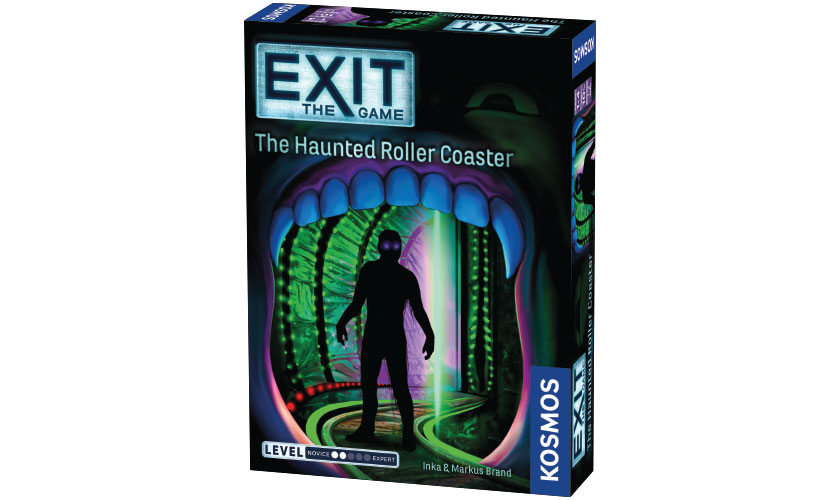 Exit: The Haunted Roller Coaster -  Thames and Kosmos