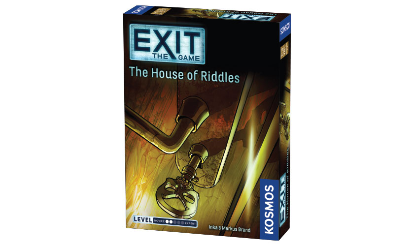 Exit: The House of Riddles -  Thames and Kosmos