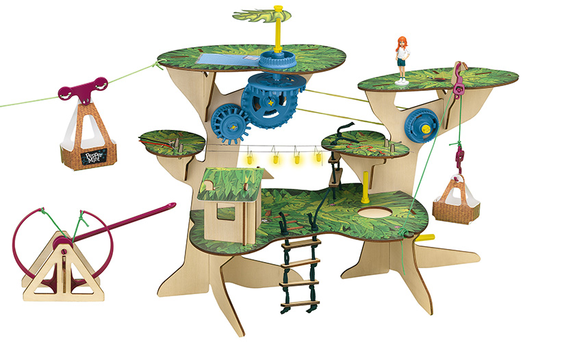 Science Kits Pepper Mint In The Great Treehouse Engineering Adventure
