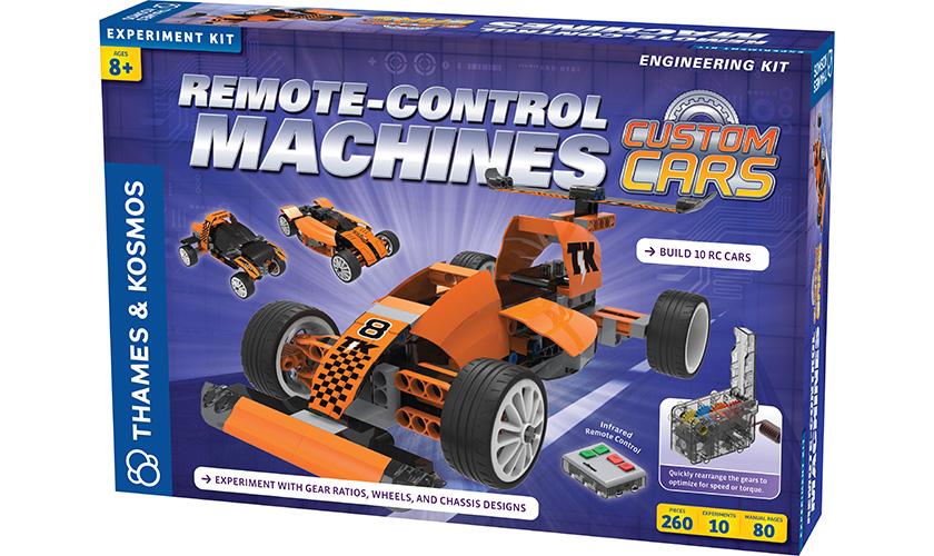 Science Kits Remote Control Machines Custom Cars