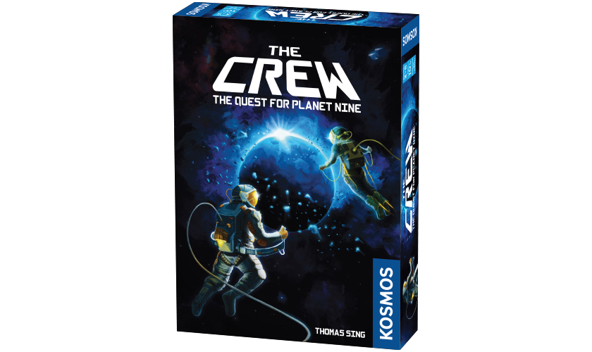 The Crew Family Card Game