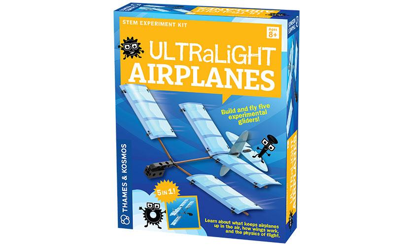 GEEK & CO  SCIENCE: Ultralight Airplanes
