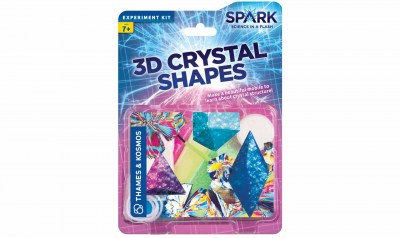 3D Crystal Shapes