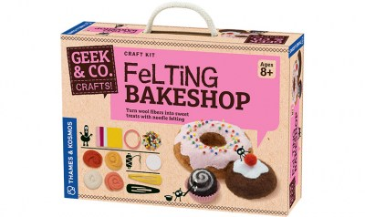 Felting Bakeshop