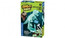 Glow-in-the-Dark T. Rex Excavation Kit