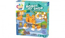 Kids First Robot Pet Shop