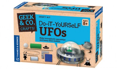 Do-It-Yourself UFOs