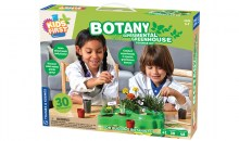 Botany: Experimental Greenhouse