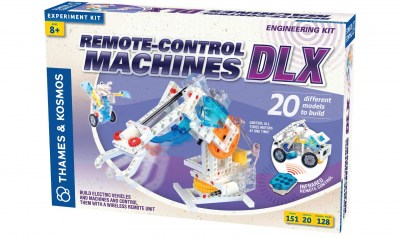 Remote-Control Machines DLX