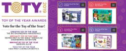 VOTE! Four T&K Kits are TOTY Finalists!