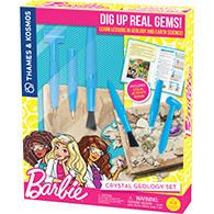 Barbie Crystal Geology Set Product Image Downloads