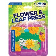 Flower & Leaf Press Product Image Downloads