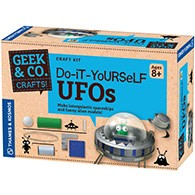 Do-It-Yourself UFOs Product Image Downloads