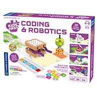 Kids First Coding and Robotics