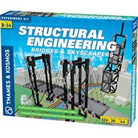 Structural Engineering: Bridges & Skyscrapers Product Image Downloads