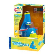 Kids First Big & Fun Microscope Product Image downloads