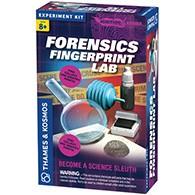 Forensics Fingerprint Lab Product Image Downloads