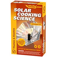 Solar Cooking Science Product Image Downloads