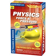 Physics: Force & Pressure Product Image Downloads