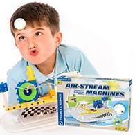 Air-Stream Machines Editorial Image Downloads