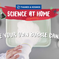 Make Your Own Bubble Cannon (VIDEO)