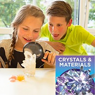 Crystals & Materials Series Editorial Image Downloads
