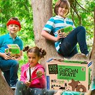 Garden Pirate Editorial Image Downloads