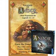 Legends of Andor: The Last Hope – Garz the Merchant Mini Expansion (PRINT-N-PLAY GAMES)