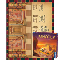 Imhotep  – The Pharaoh's Favors Mini Expansion (PRINT-N-PLAY GAMES)