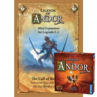Legends of Andor: Base Game – The Call of the Skrals Mini Expansion (PRINT-N-PLAY GAMES)