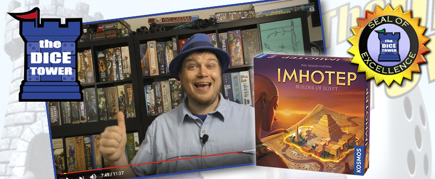 The Dice Tower reviews Imhotep